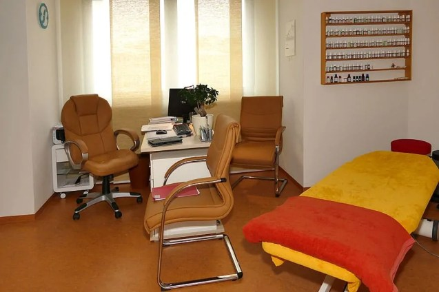 Der Behandlungsraum