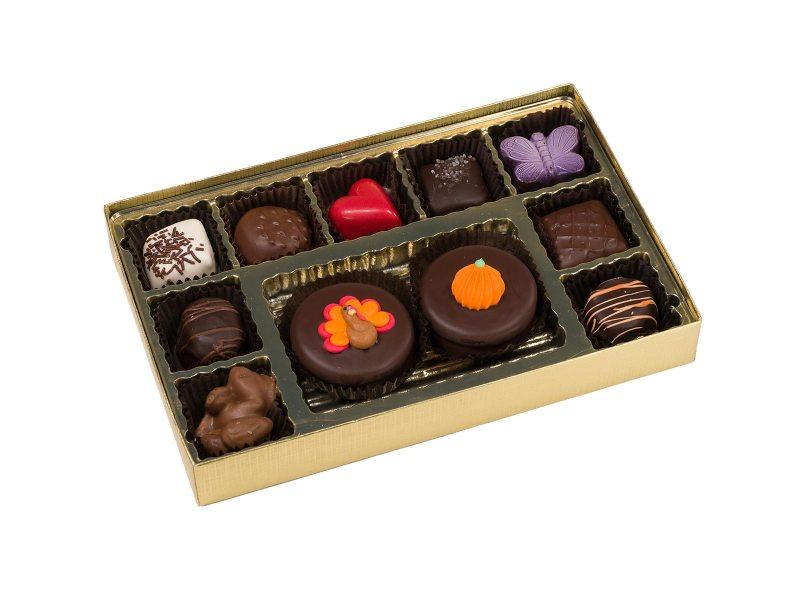 Thanksgiving Oreo Cookie box