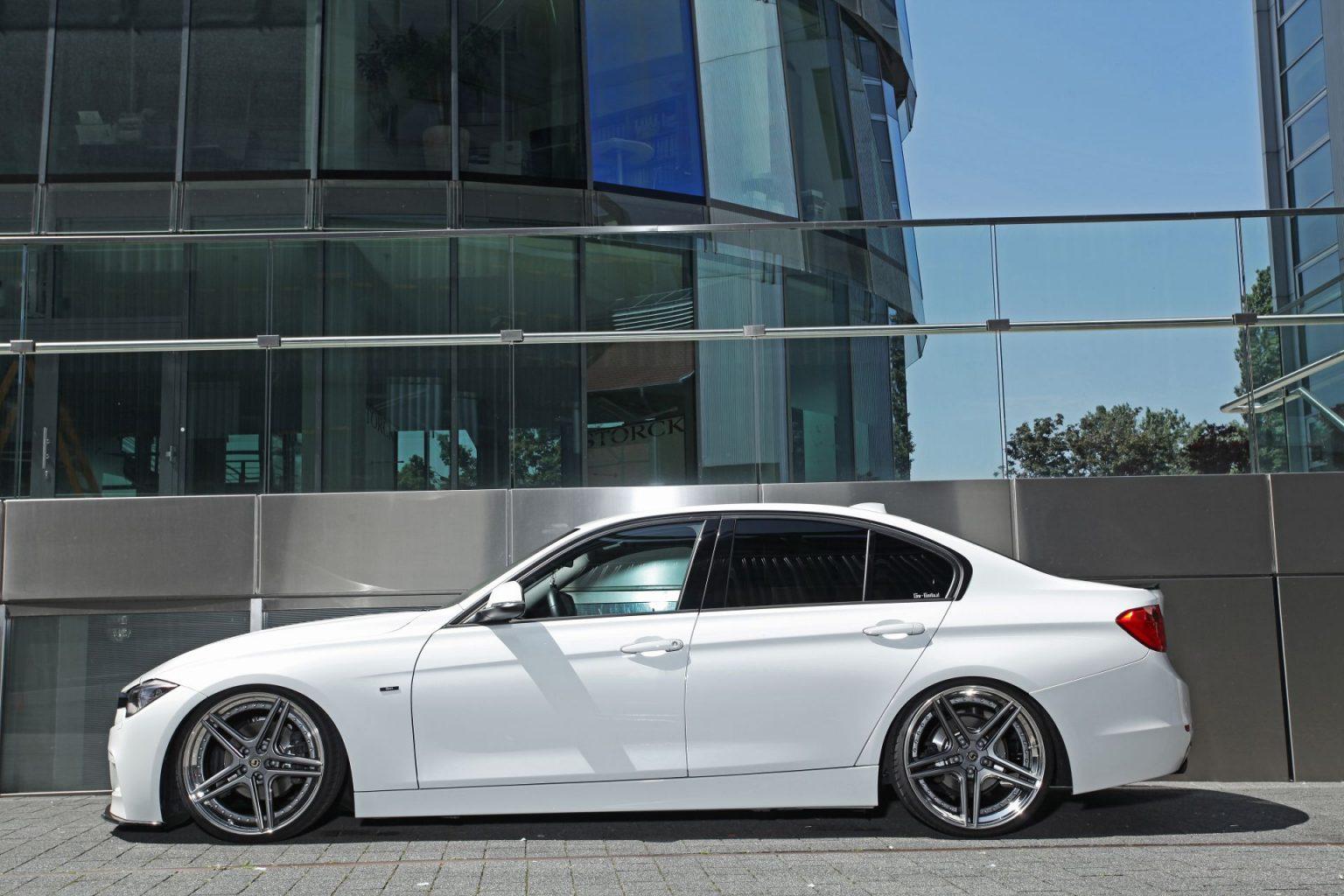 BMW 3 Series F30 Wheels By Schmidtwheels FSLine