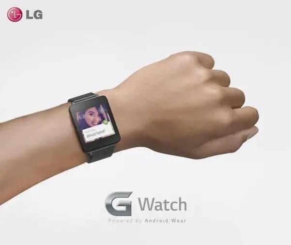 LG, LG G Watch, G Watch