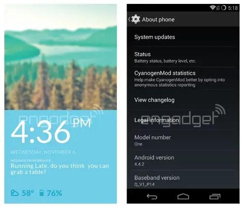 OnePlus, OnePlus One, CyanogenMod 11S
