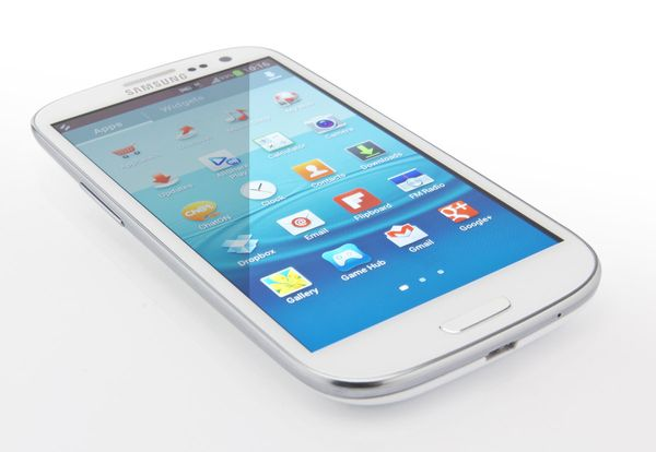 Samsung Galaxy S3 Android Smartphone