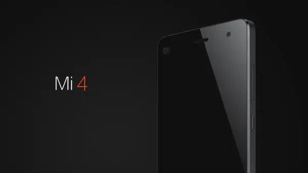 Xiaomi, Mi4, Xiaomi Mi4
