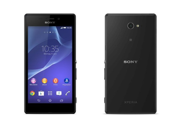 Sony Xperia M2 Aqua Android Smartphone
