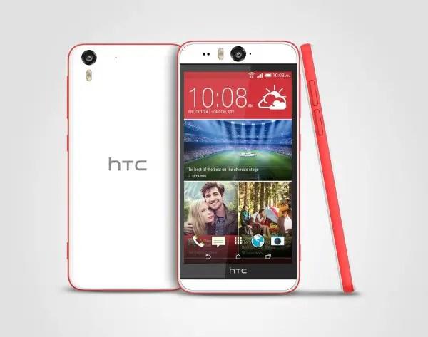 HTC Desire Eye Android Smartphones