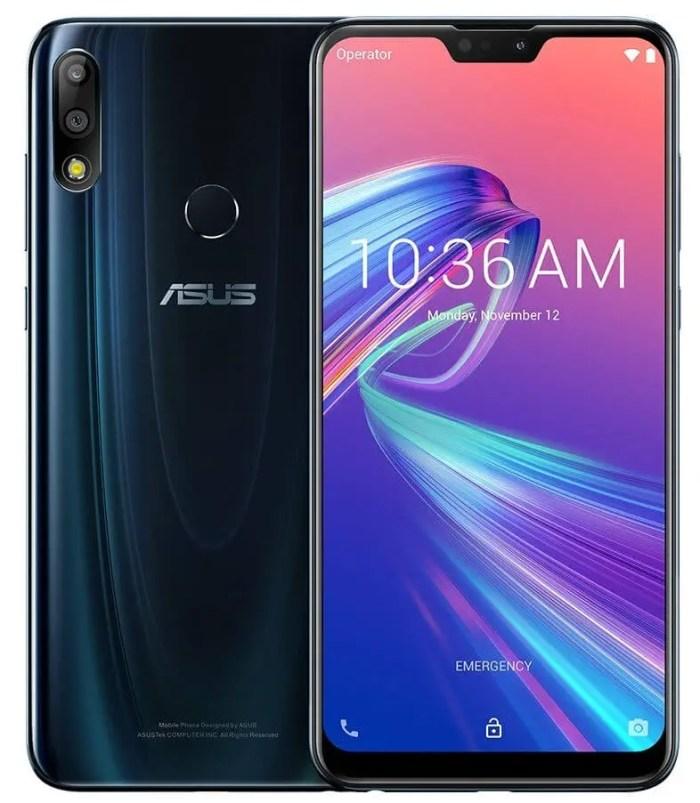 Asus Zenfone Max Pro M2 Pressebild