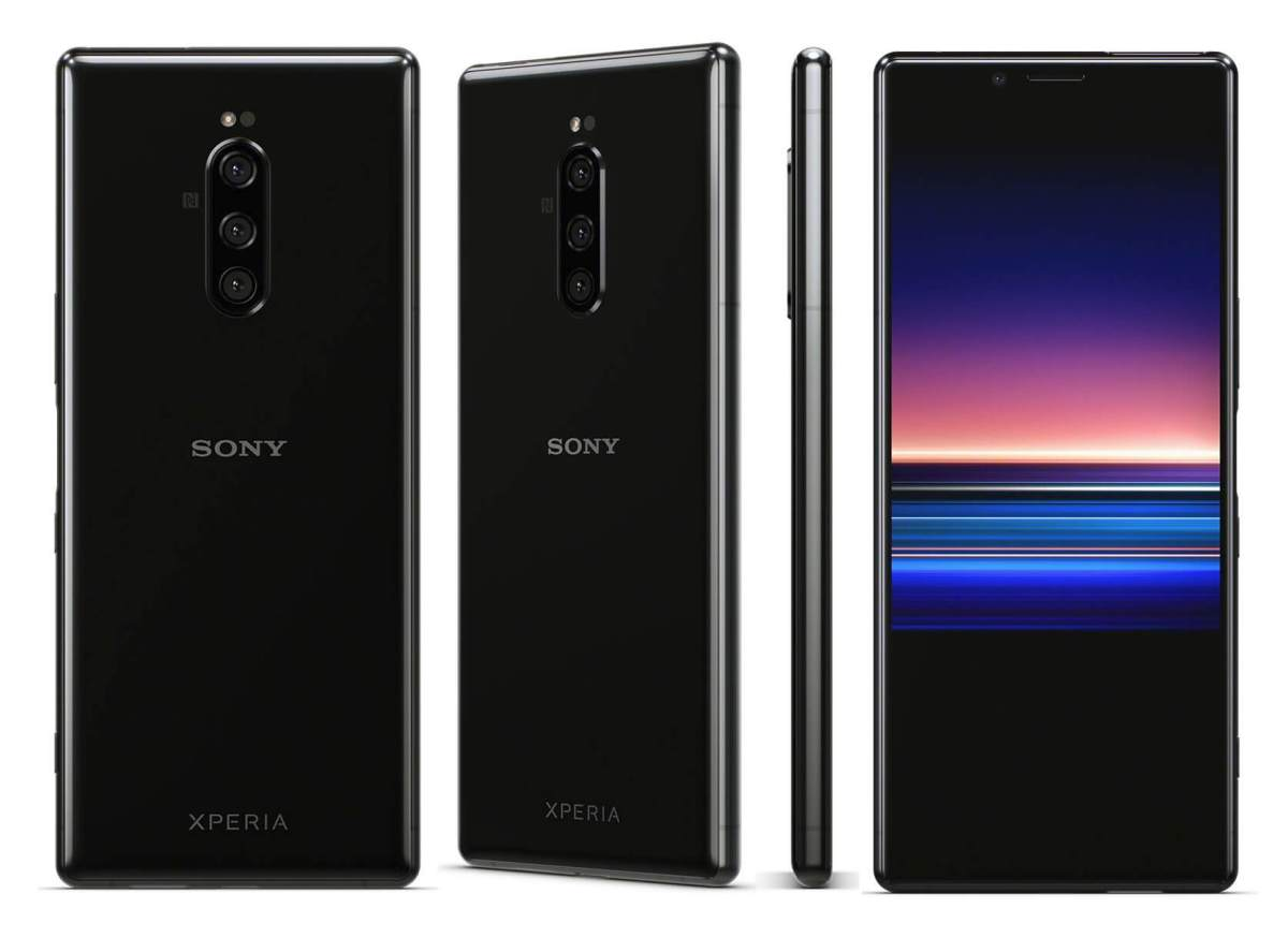 Sony Xperia 1 Pressebild