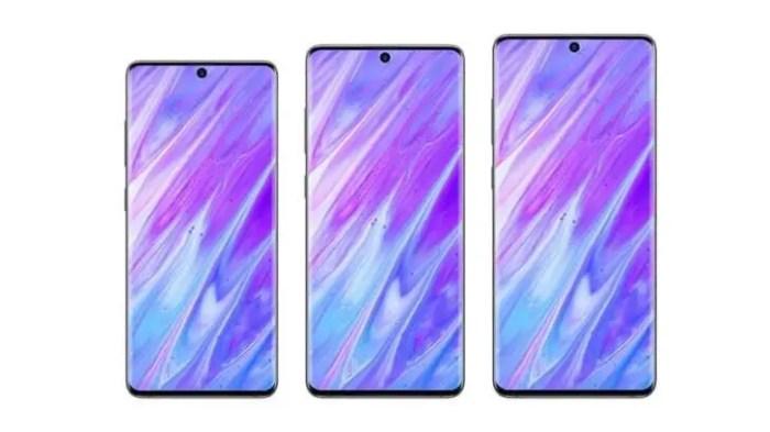Samsung Galaxy S11 Konzept