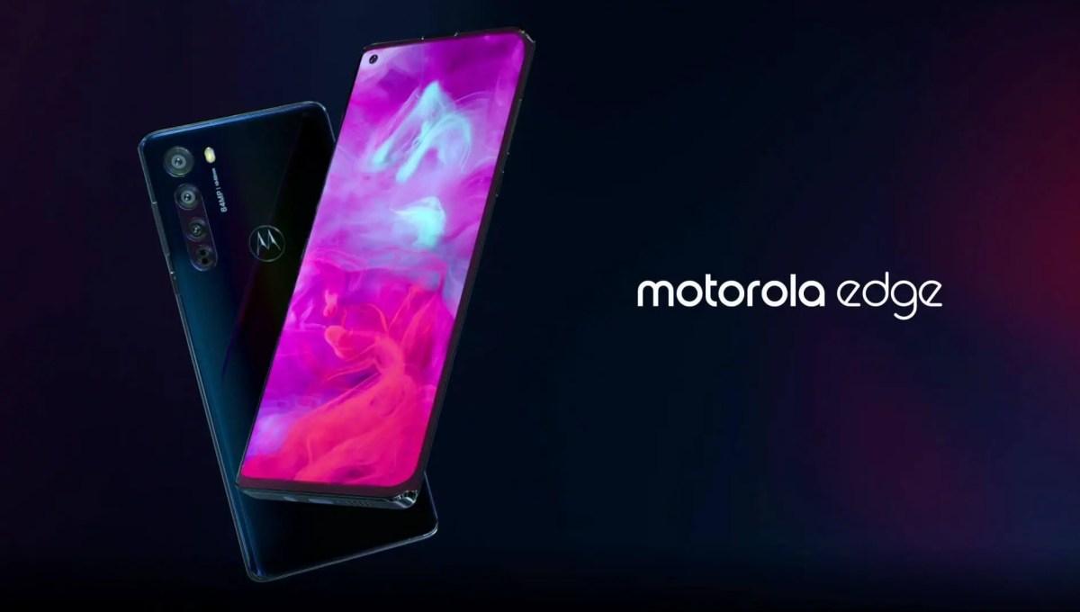 Motorola Edge at 0 off