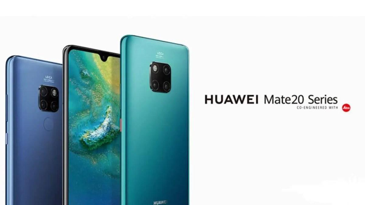 Huawei Mate20 Series