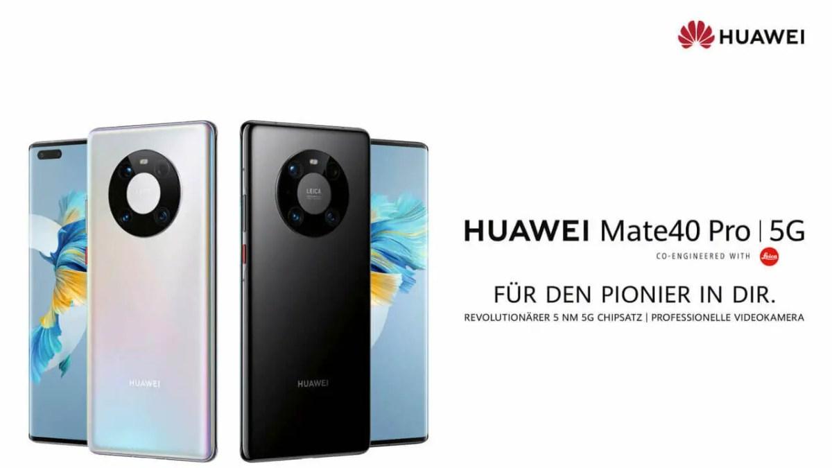 Huawei Mate 40 Pro 5G