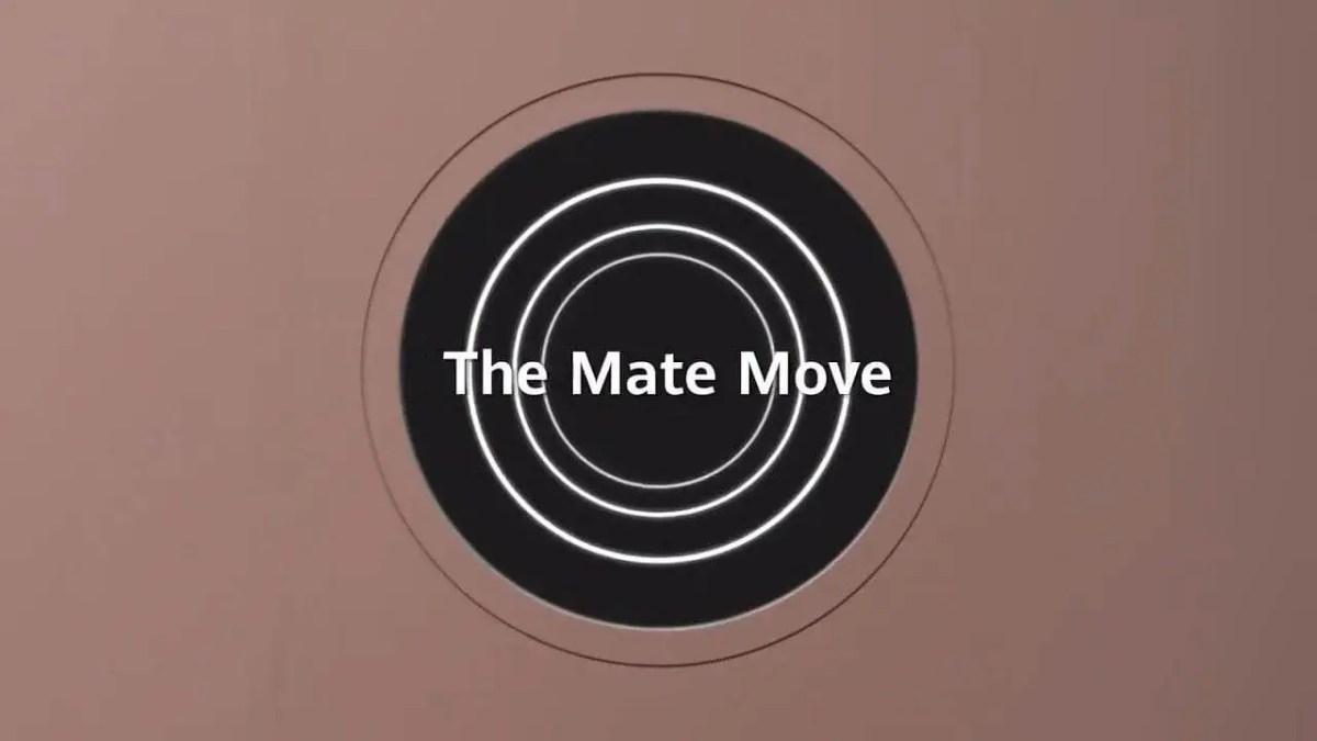Huawei Mate 40-Series Teaser #2