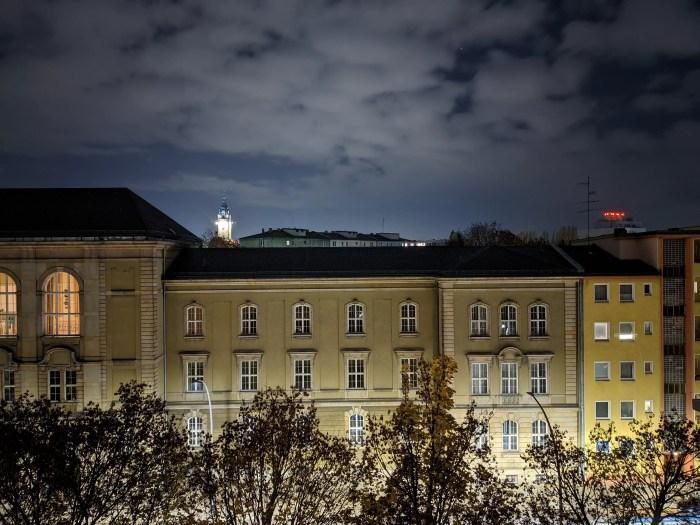 Pixel 4a 5G Kamera-Sample Nachtaufnahme