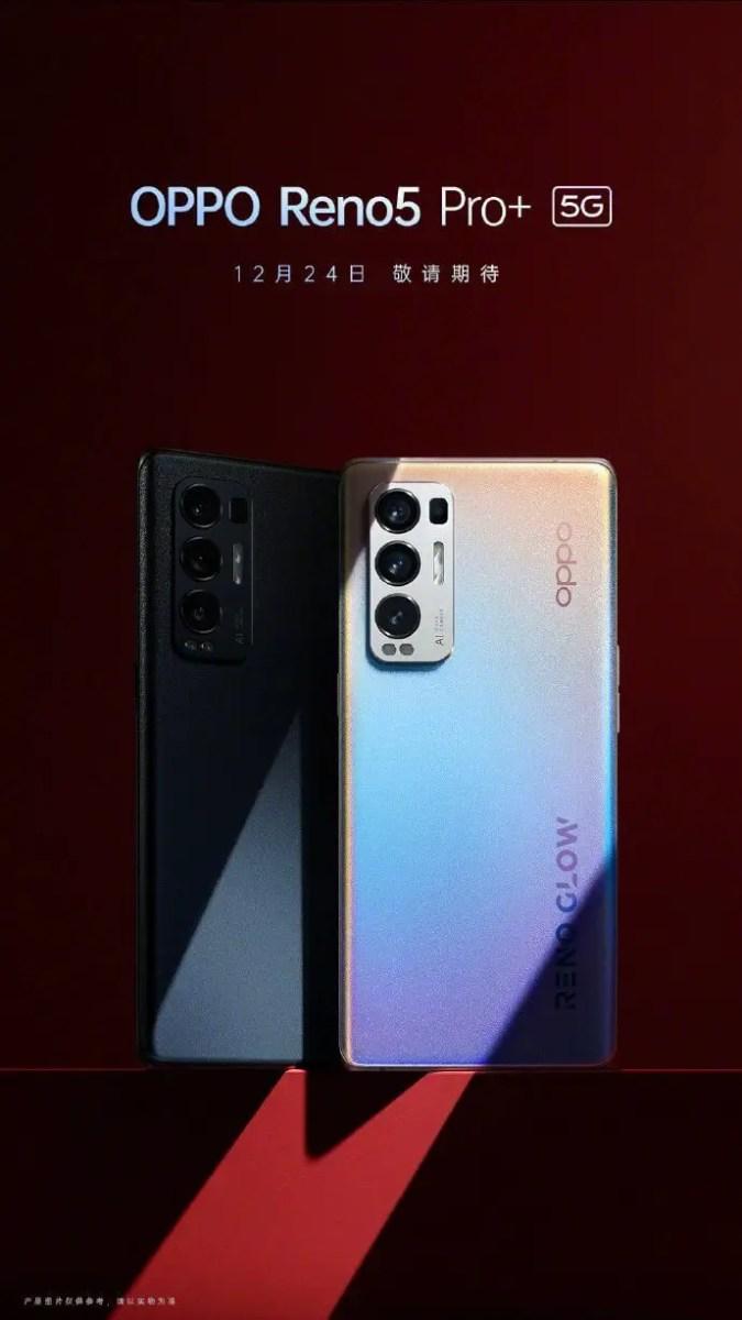 Oppo Reno 5 Pro+ 5G