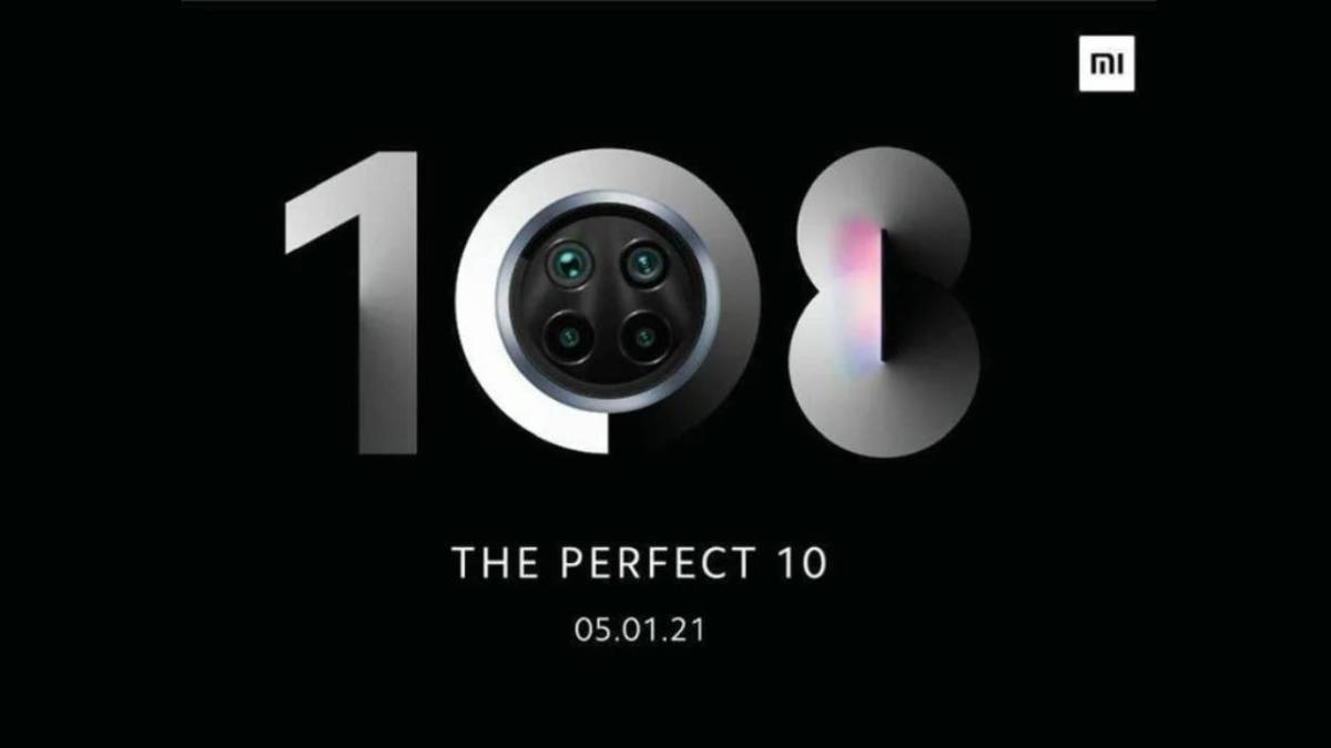 Xiaomi Mi 10i 5G Teaser