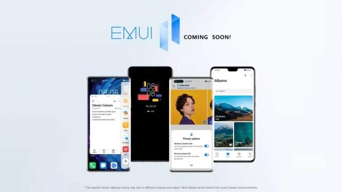 EMUI 11 Coming Soon!