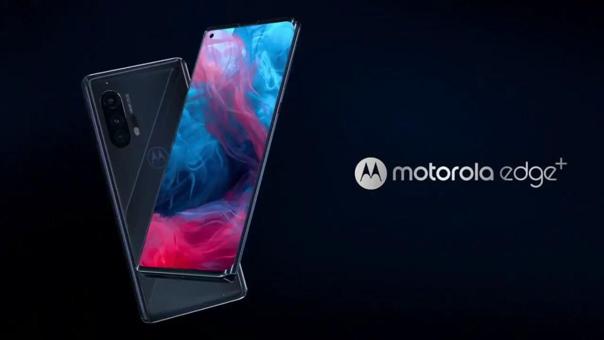 Motorola Egde+