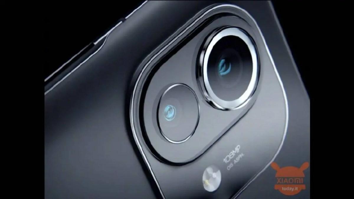 Xiaomi Mi 11 Lite Kamera