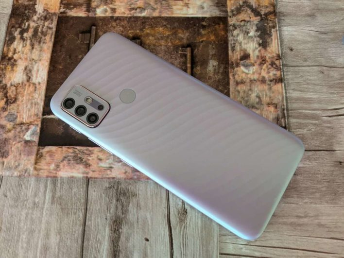 Motorola Moto G10 Rückseite