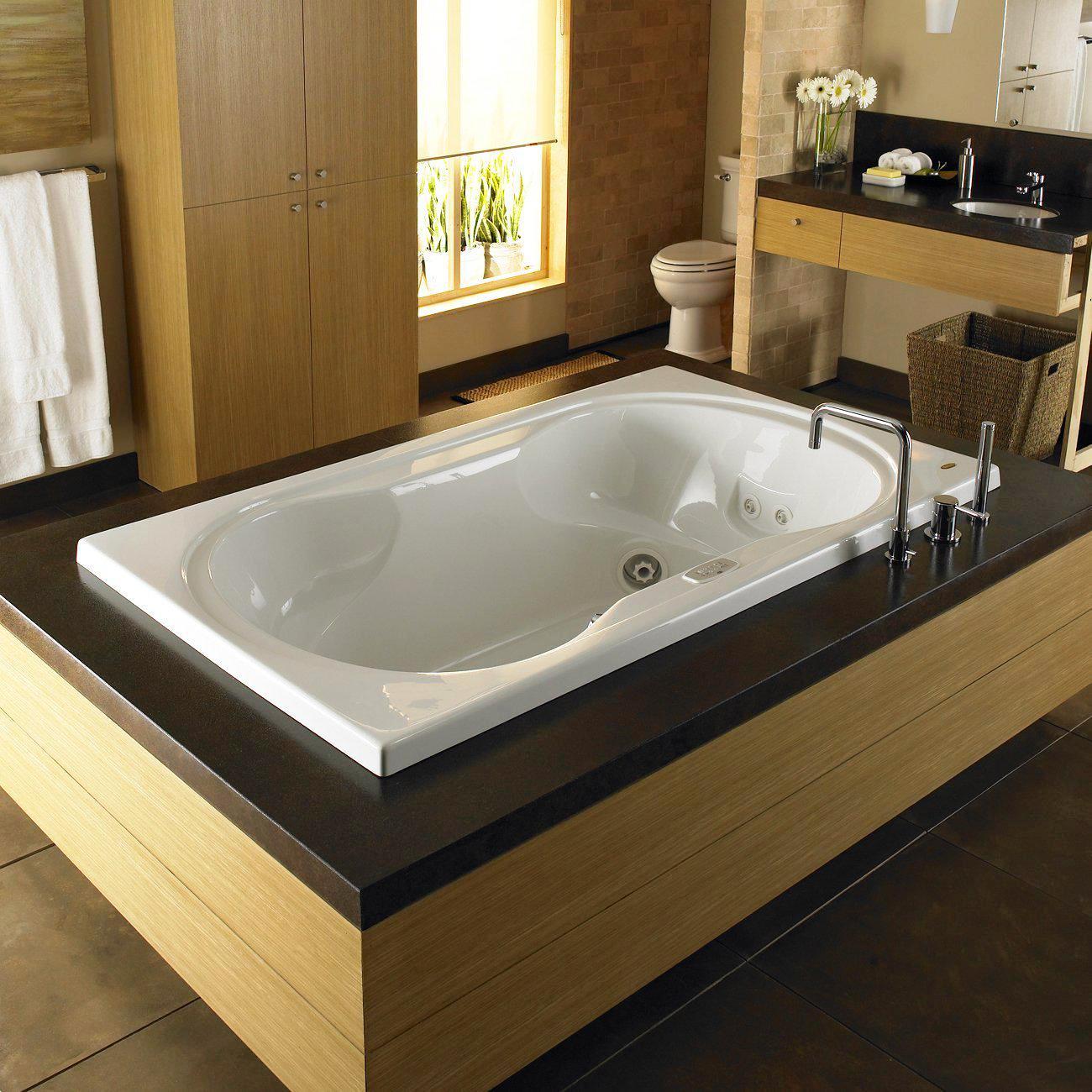 Whirlpool Tub Shower Combo Schmidt Gallery Design