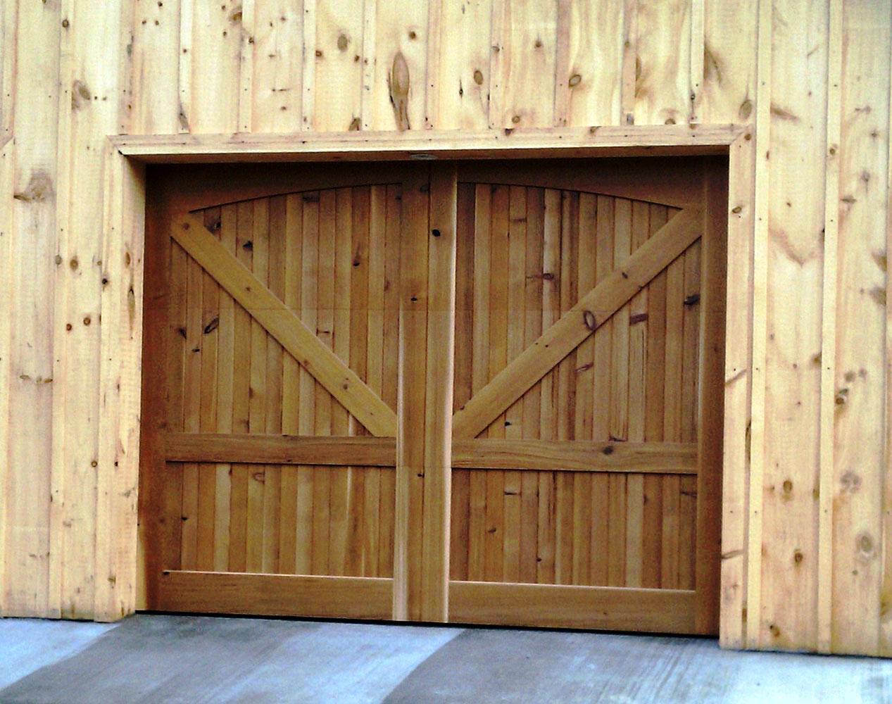 Wooden Garage Doors Lowes Schmidt Gallery Design