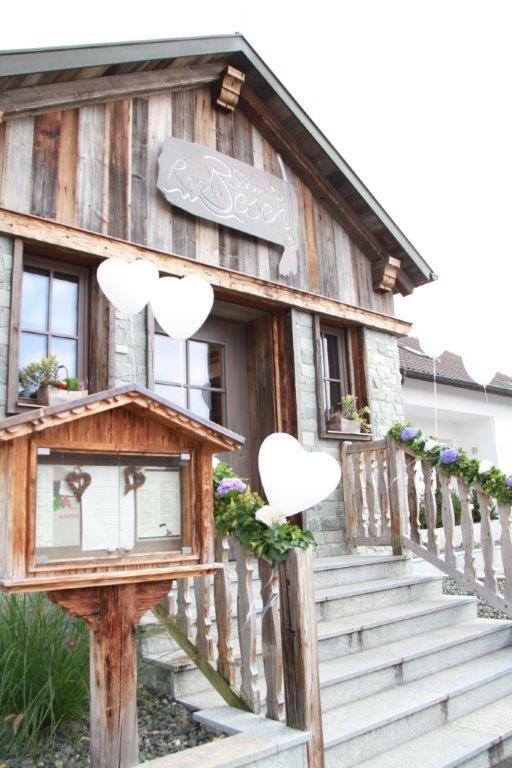 Weddings Hotel Restaurant Sonne Rudersberg
