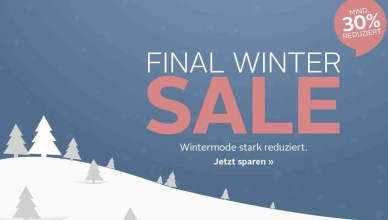 OTTO Winter Sale