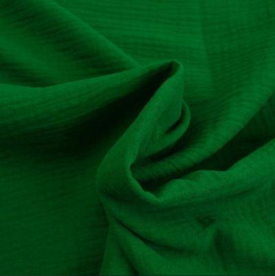 Musselin grün