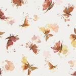 Bio Jersey Butterfly 95% Biobaumwolle 5% Elasthan