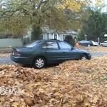 Autofahrer verarscht