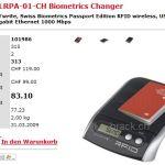 Jetzt verfügbar: Der Chipdrive Biometrics Changer!