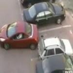 Cool einparken und sich lässig davonmachen