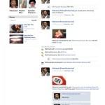 Mahmud Ahmadinedschad auf Facebook