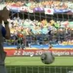 Van Der Vaart vs. TV-Kameramann