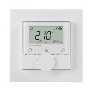 Wandthermostat von Homematic