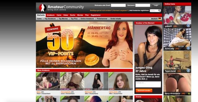 amateurcommunity Sextreffen in Duisburg