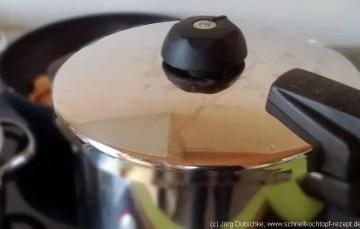 Wie funktioniert ein Schnellkochtopf?