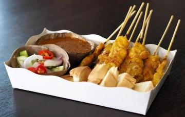 Persische Hähnchenspieße – Grillrezept