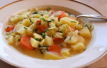 Karotten-Kartoffel-Eintopf im Instant Pot