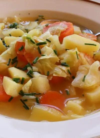 Brühkartoffeln
