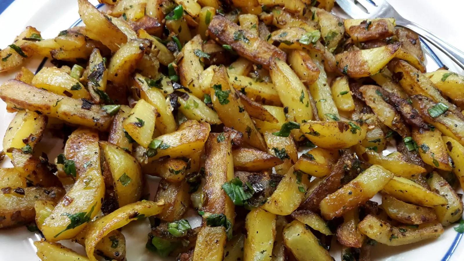 Provenzalische Kartoffeln