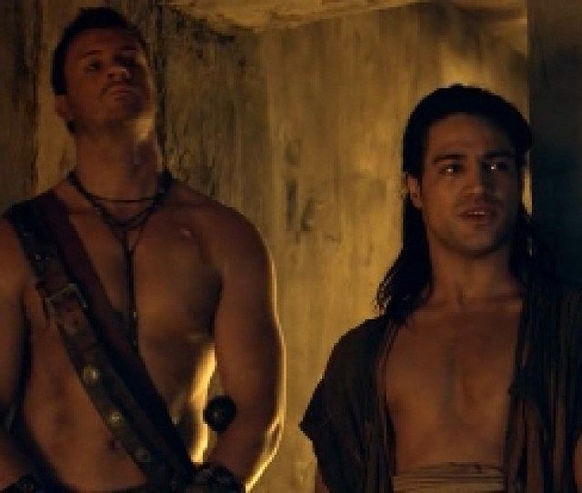 Agron Explains That Crixus Reported How Easily She Killed Acer Just For Her Own Pleasure Episode 4 Then Comes Lucius With Something For Ilithyia To Eat