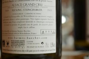 Die neue Zuckerampel auf dem Etikett elsässer Weine