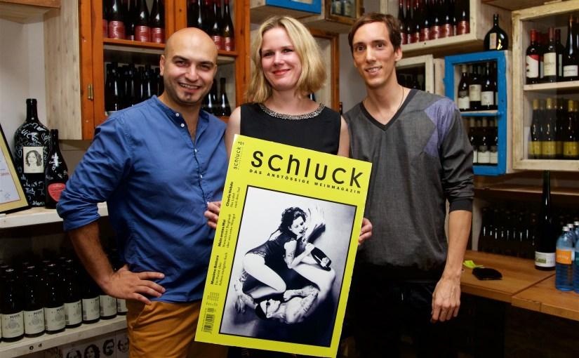 Schluck – das anstößige Weinmagazin