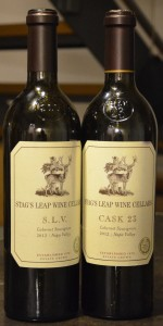 Stag's Leap SLV Cask 23