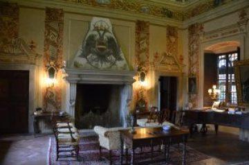 Kamin Palazzo Lana