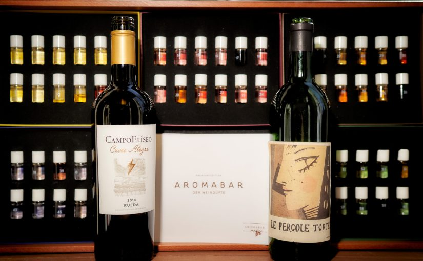 Wein Aromabar