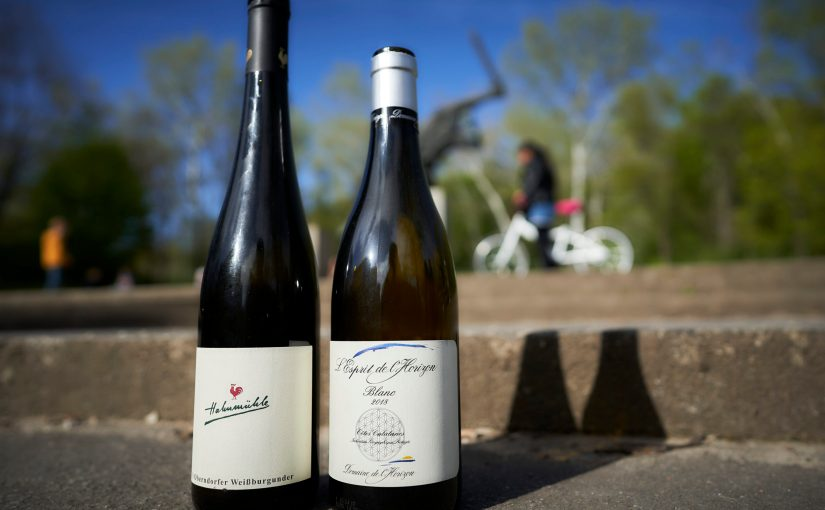 Blindflug 48: Weinkunst aus dem Hochregal