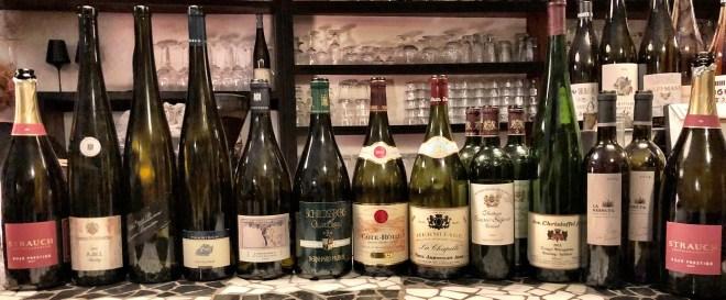 Wein Großflaschen