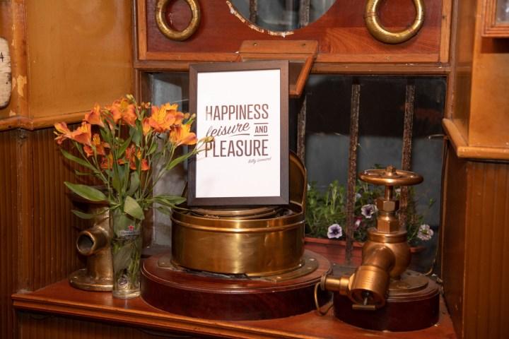 Happyness, Leisure und Plesure - Das Motto im Ma' Murphys